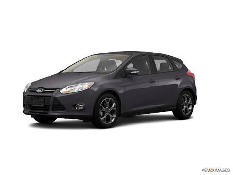 2013 Ford Focus SE for sale at Classic BMW/MINI Willoughby in Willoughby Hills OH