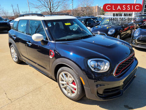 2020 MINI Countryman John Cooper Works ALL4 for sale at Classic BMW/MINI Willoughby in Willoughby Hills OH