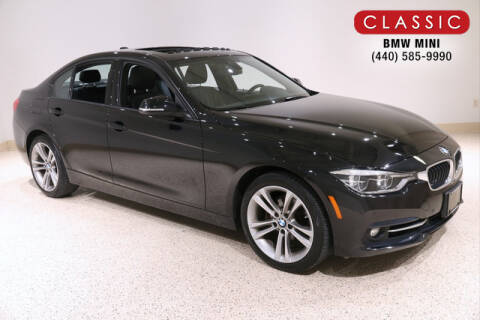 2016 BMW 3 Series 328i xDrive for sale at Classic BMW/MINI Willoughby in Willoughby Hills OH