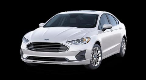 2020 Ford Fusion Hybrid for sale in Mentor, OH