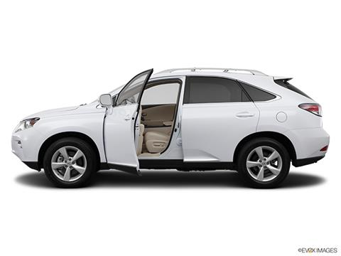 2014 Lexus RX 350 for sale at Classic Ford Lincoln in Mentor OH