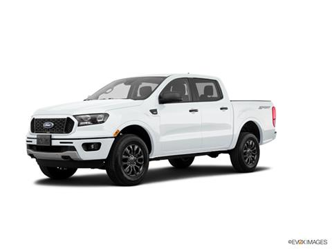 2019 Ford Ranger XLT for sale at Classic Ford Lincoln in Mentor OH