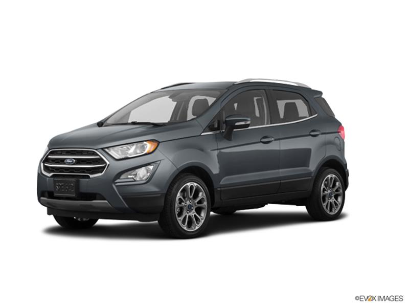 2019 Ford EcoSport Titanium (image 1)