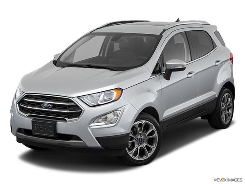 2019 Ford EcoSport Titanium (image 9)