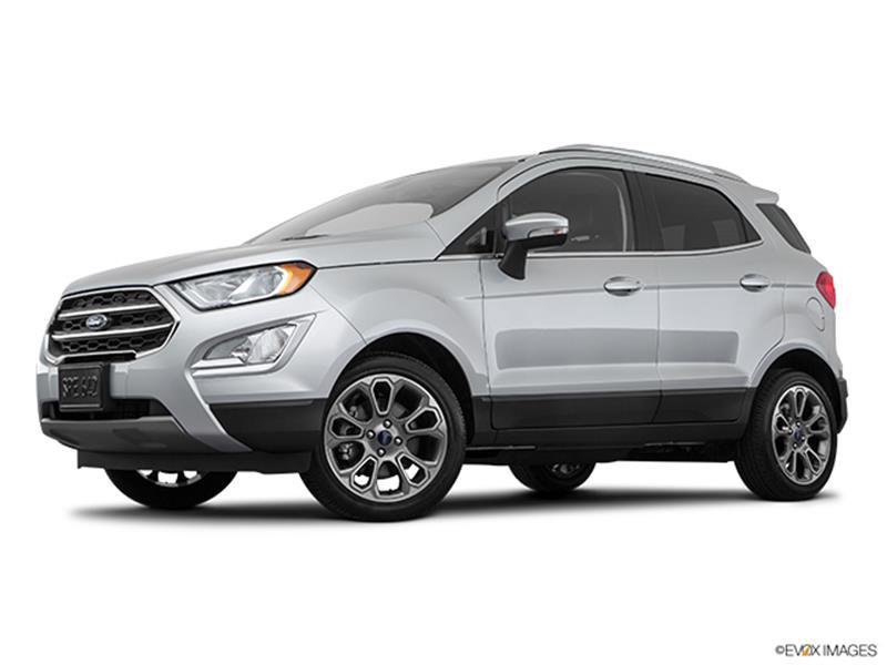 2019 Ford EcoSport Titanium (image 34)