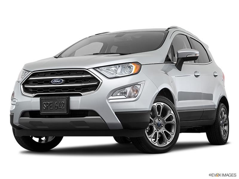 2019 Ford EcoSport Titanium (image 26)