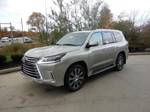 2019 Lexus LX 570 for sale in Willoughby Hills, OH