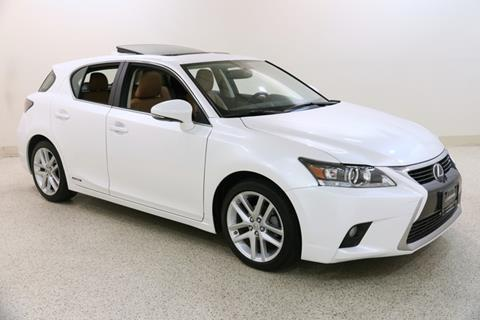 2015 Lexus CT 200h for sale in Willoughby Hills, OH