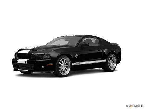 2013 Ford Shelby GT500 for sale in Madison, OH