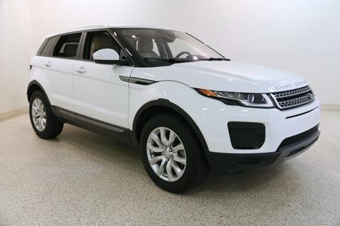2019 Land Rover Range Rover Evoque for sale in Mentor, OH