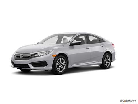2016 Honda Civic for sale in Streetsboro, OH