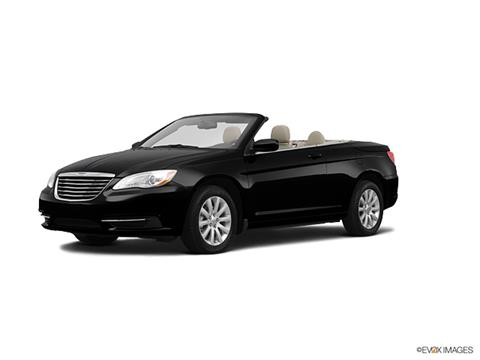 2011 Chrysler 200 Convertible for sale in Streetsboro, OH