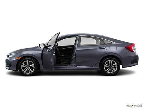 2016 Honda Civic for sale in Streetsboro, OH