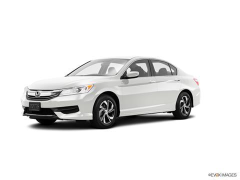 2016 Honda Accord for sale in Streetsboro, OH