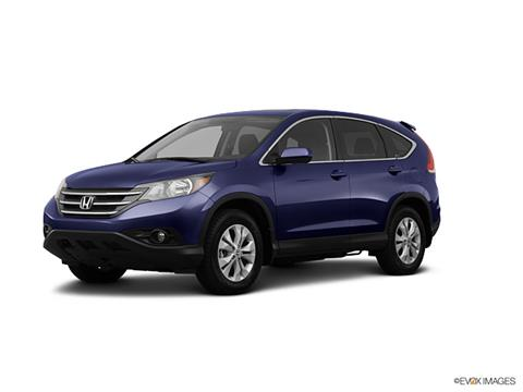 2012 Honda CR-V for sale in Streetsboro, OH