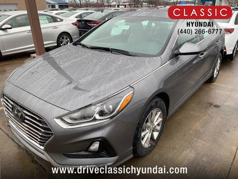 2019 Hyundai Sonata for sale in Mentor, OH