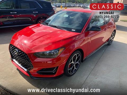 2020 Hyundai Veloster N for sale in Mentor, OH