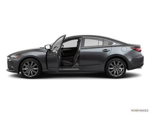 2020 Mazda MAZDA6 Touring for sale at Classic Mazda in Mentor OH