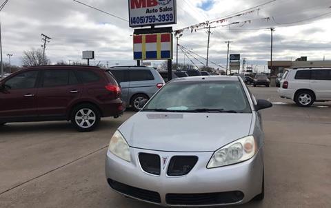 2007 Pontiac G6 for sale in Oklahoma City, OK