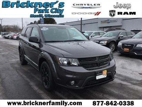 2018 Dodge Journey for sale in Merrill, WI