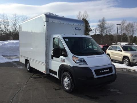 2019 RAM ProMaster Cutaway Chassis for sale in Merrill, WI
