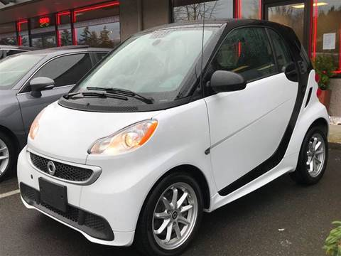 2015 Smart fortwo electric drive for sale in Bellevue, WA