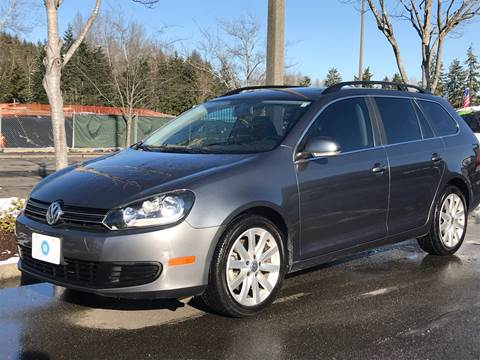 2013 Volkswagen Jetta for sale at GO AUTO BROKERS in Bellevue WA