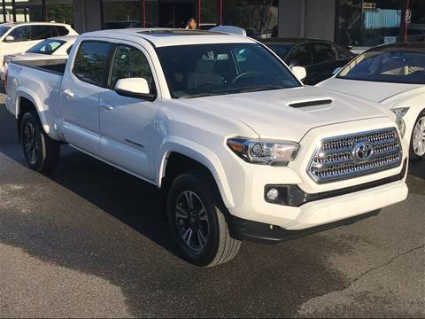 2016 Toyota Tacoma for sale at GO AUTO BROKERS in Bellevue WA