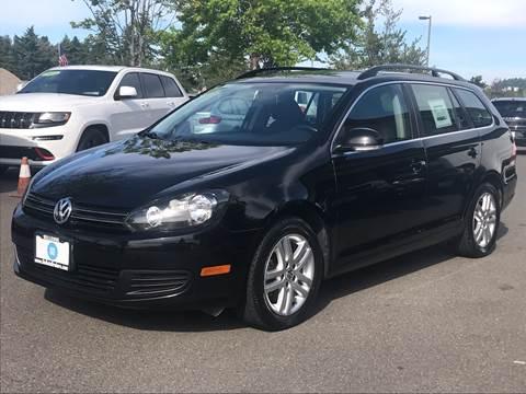 2012 Volkswagen Jetta for sale at GO AUTO BROKERS in Bellevue WA
