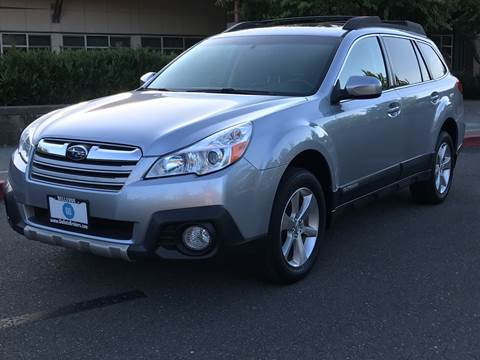2013 Subaru Outback for sale at GO AUTO BROKERS in Bellevue WA