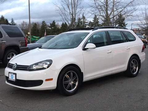 2012 Volkswagen Jetta for sale at GO AUTO BROKERS in Bellevue WA