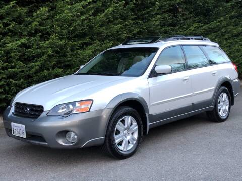 2005 Subaru Outback for sale at GO AUTO BROKERS in Bellevue WA