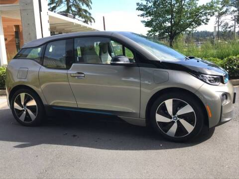 2017 BMW i3 for sale at GO AUTO BROKERS in Bellevue WA