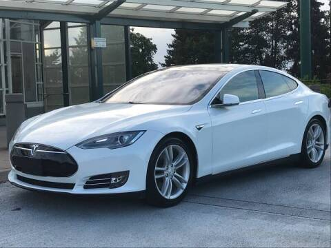 2016 Tesla Model S for sale at GO AUTO BROKERS in Bellevue WA