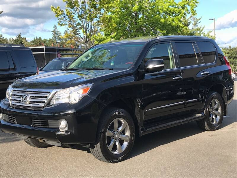 2012 Lexus GX 460 for sale at GO AUTO BROKERS in Bellevue WA