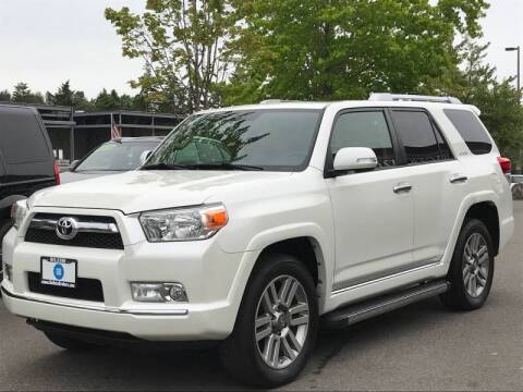 2011 Toyota 4Runner for sale at GO AUTO BROKERS in Bellevue WA