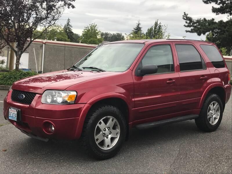 2005 Ford Escape for sale at GO AUTO BROKERS in Bellevue WA