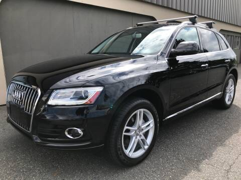 2017 Audi Q5 for sale at GO AUTO BROKERS in Bellevue WA