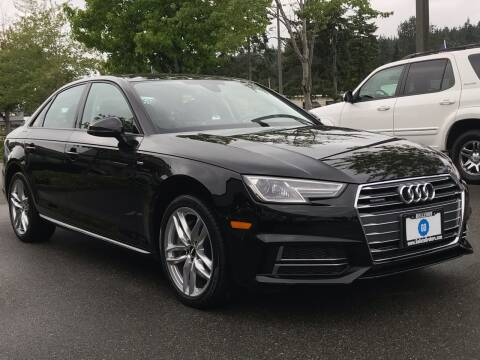 2017 Audi A4 for sale at GO AUTO BROKERS in Bellevue WA