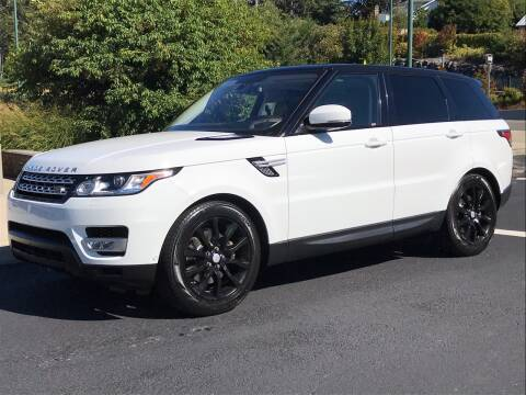 2016 Land Rover Range Rover Sport for sale at GO AUTO BROKERS in Bellevue WA