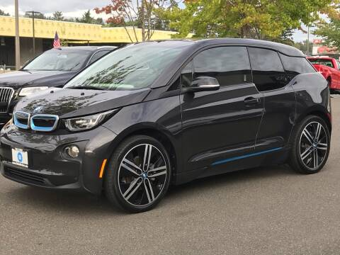 2015 BMW i3 for sale at GO AUTO BROKERS in Bellevue WA