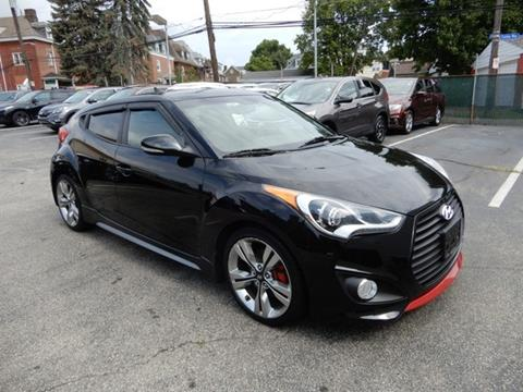 2014 Hyundai Veloster Turbo for sale in Pittsburgh, PA