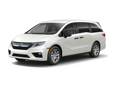 2018 Honda Odyssey for sale in Pittsburgh, PA