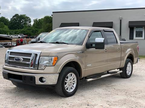 2011 Ford F-150 for sale in Wake Forest, NC