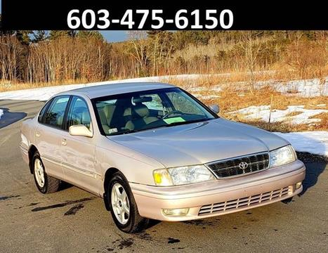 1998 Toyota Avalon for sale at AS IS DISCOUNT CARS in Hampstead NH