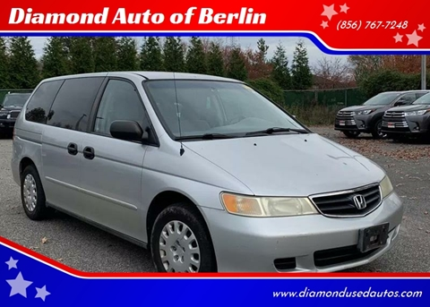 2003 Honda Odyssey for sale in Berlin, NJ