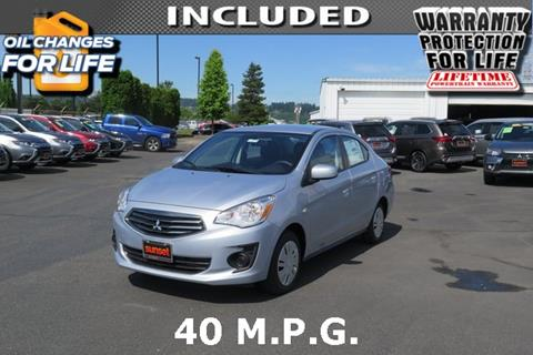2019 Mitsubishi Mirage G4 for sale in Auburn, WA
