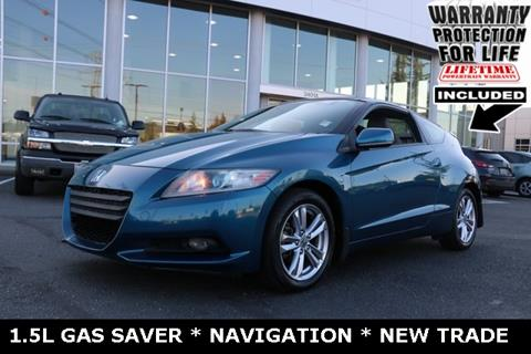 2011 Honda CR-Z for sale in Auburn, WA