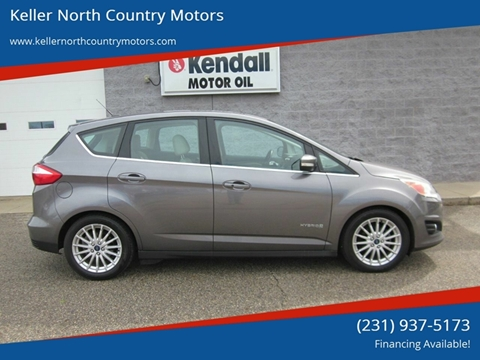 2014 Ford C-MAX Hybrid for sale in Howard City, MI