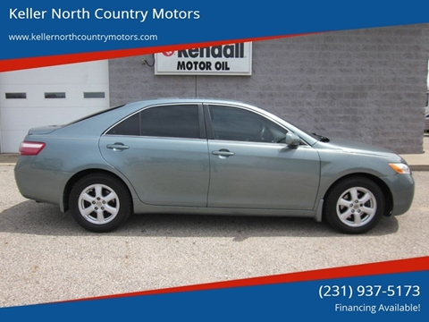 2008 Toyota Camry for sale in Howard City, MI